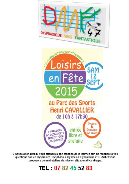 Forum association Fumel 2015